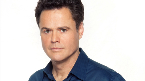 DCD Publishing licenses Donny Osmond to Danilo Calendars