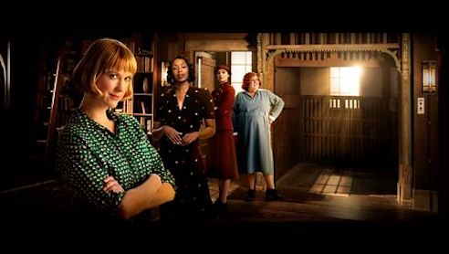 DCD picks up top international dramas and announces sales for global hit Frankie Drake Mysteries