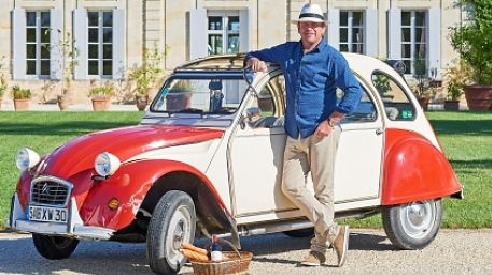International Broadcasters order James Martin's French Adventure from DCD Rights