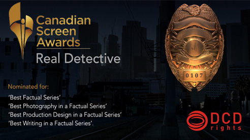 Real Detective nominated for four Canadian Screen Awards