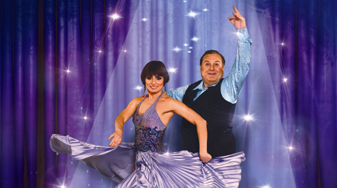 DCD Publishing seals QVC deal for Zalza - starring Russell Grant & Flavia Cacace