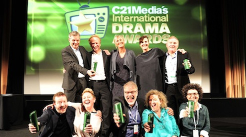 DCD Rights distribution 'How To Murder Your Wife' wins C21 Drama Award for Best TV Movie