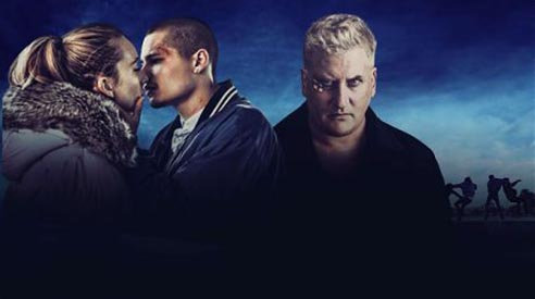 DCD Rights' distributed Romper Stomper shortlisted for a Broadcast Digital Award